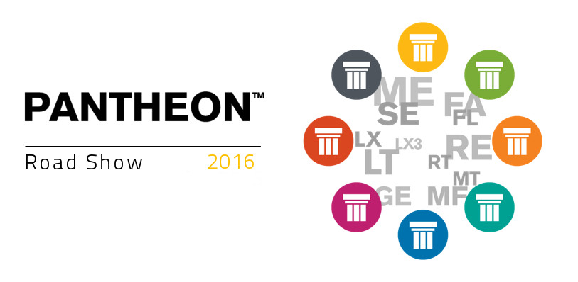 PANTHEON Road Show 2016